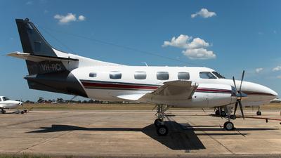 A picture of VHRCI - Fairchild SA227TT - [TT474] - © Michael Walter