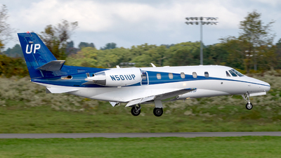 N501UP - Cessna 560XL Citation Excel - Wheels Up