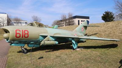 618 - WSK-Mielec Lim-6MR - Poland - Air Force