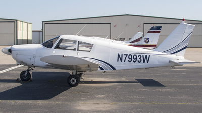 N7993W - Piper PA-28-180 Cherokee - Private
