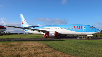 EI-FHH - Boeing 737-8FZ - TUI