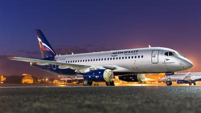 RA-89064 - Sukhoi Superjet 100-95B - Aeroflot