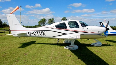 G-CTUK - Cirrus SR20-G6 - Cirrus Design Corporation