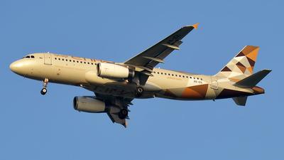 A6-EIL - Airbus A320-232 - Etihad Airways