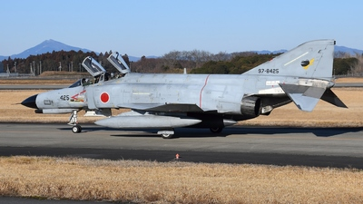97-8425 - McDonnell Douglas F-4EJ Kai - Japan - Air Self Defence Force (JASDF)