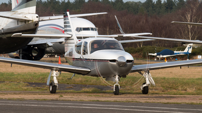 N6010Y - Rockwell Commander 114B - Private