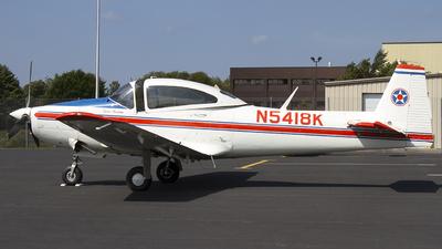 N5418K - Ryan Navion B - Private