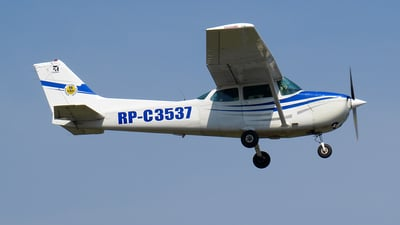 RP-C3537 - Cessna 172P Skyhawk - Indiana Aerospace University