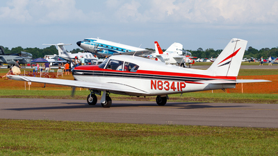 N8341P - Piper PA-24-250 Comanche - Private