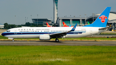 B-5767 - Boeing 737-81B - China Southern Airlines