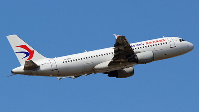 B-6013 - Airbus A320-214 - China Eastern Airlines