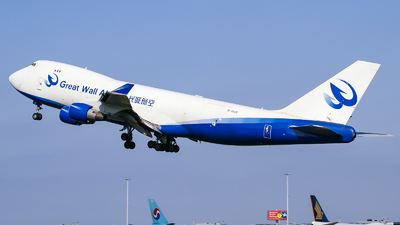 B-2428 - Boeing 747-412F(SCD) - Great Wall Airlines