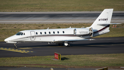 N710MS - Cessna 680 Citation Sovereign - Private