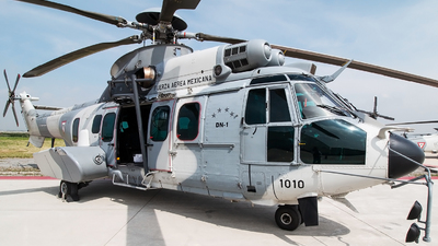 1010 - Airbus Helicopters H225M - Mexico - Air Force