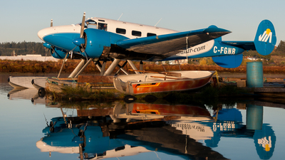 C-FGNR - Beech CT-128 Expeditor Mk.3NM - Vancouver Island Air
