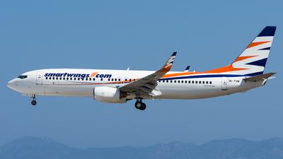OK-TVM - Boeing 737-8FN - SmartWings