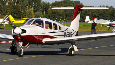 D-ESDS - Piper PA-28RT-201 Arrow IV - Private