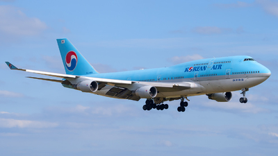 HL7488 - Boeing 747-4B5 - Korean Air