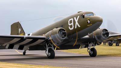 N534BE - Douglas C-53 Skytrooper - Private
