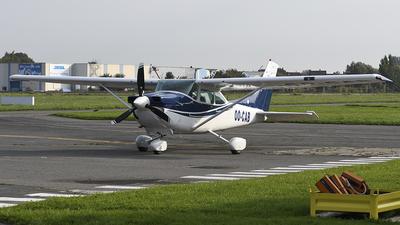 OO-CAB - Cessna 182R Skylane - Private