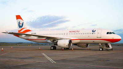 EI-FXO - Airbus A320-214 - Hongtu Airlines