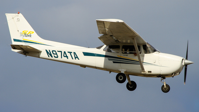N974TA - Cessna 172S Skyhawk SP - Private