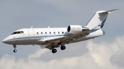 P4-PKZ - Bombardier CL-600-2B16 Challenger 604 - Private