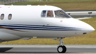 N362XP - Raytheon Hawker 800XP - Private