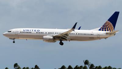 N62892 - Boeing 737-924ER - United Airlines
