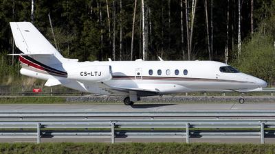 A picture of CSLTJ - Cessna 680A Citation Latitude - NetJets Europe - © SN7756