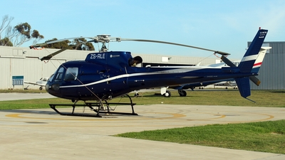 ZS-RLE - Eurocopter AS 350B2 SuperStar - Private