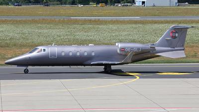 OE-GLJ - Bombardier Learjet 60 - LaudaMotion Executive