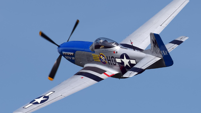 NL5427V - North American P-51D Mustang - Private