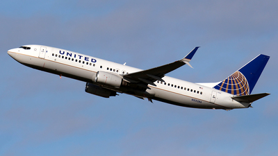 N33286 - Boeing 737-824 - United Airlines