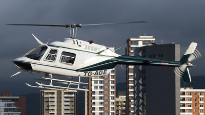 TG-AGE - Bell 206B JetRanger III - Private