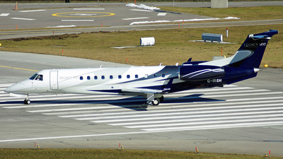 G-IRSH - Embraer ERJ-135BJ Legacy 600 - London Executive Aviation