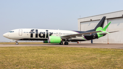C-FLKD - Boeing 737-8 MAX - Flair Airlines