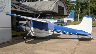 PT-DNY - Cessna 185A Skywagon - Private
