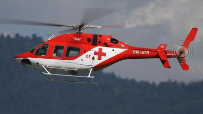 OM-ATR - Bell 429 Global Ranger - Air Transport Europe (ATE)