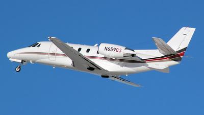 N659QS - Cessna 560XL Citation Excel - NetJets Aviation