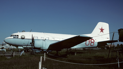 08 - Ilyushin IL-14T - Russia - Air Force