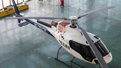 B-70C8 - Eurocopter AS 350B3 Ecureuil - Shandong General Aviation