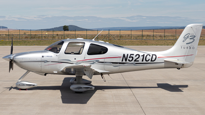 A picture of N521CD - Cirrus SR22 - [2441] - © Arne P.