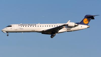 D-ACPF - Bombardier CRJ-701ER - Lufthansa Regional (CityLine)