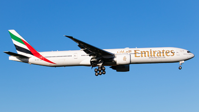 A6-ECI - Boeing 777-31HER - Emirates