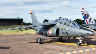 E115 - Dassault-Breguet-Dornier Alpha Jet E - France - Air Force