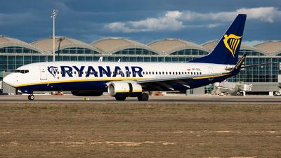 A picture of SPRSL - Boeing 7378AS - Ryanair - © Fryderyk Kastelnik/ Fred Aviation
