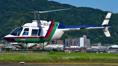 JA9737 - Bell 206B JetRanger III - Heli Service inc.