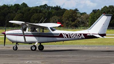 N78604 - Cessna 172K Skyhawk - Ocala Aviation Services