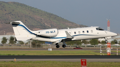 PR-MLR - Bombardier Learjet 60XR - Private